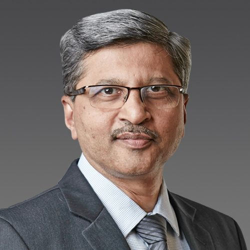 Sunil Sapre, Executive Director and Chief Financial Officer at Persistent Systems
