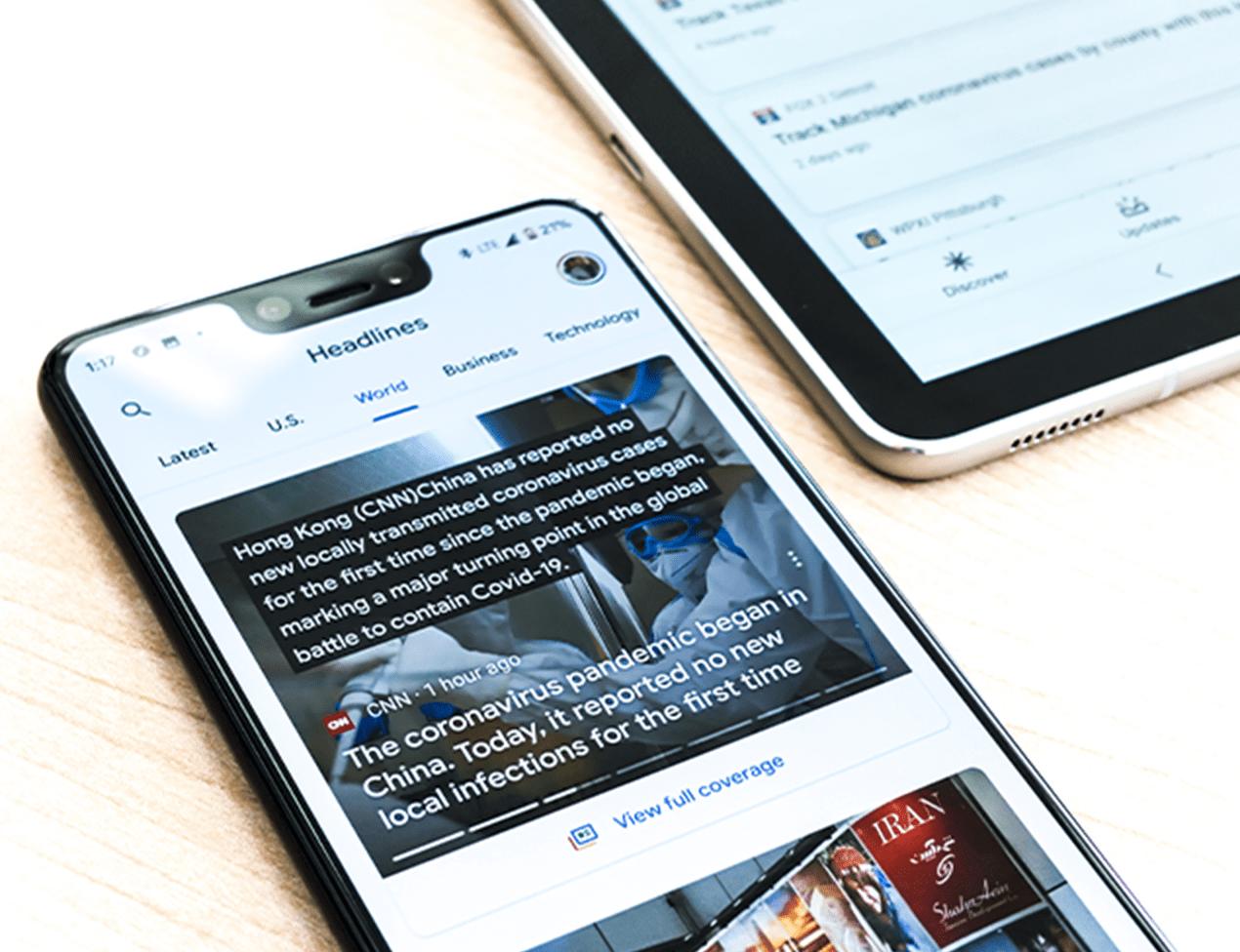 Client Success Story - Frankfurter Allgemeine Zeitung goes digital