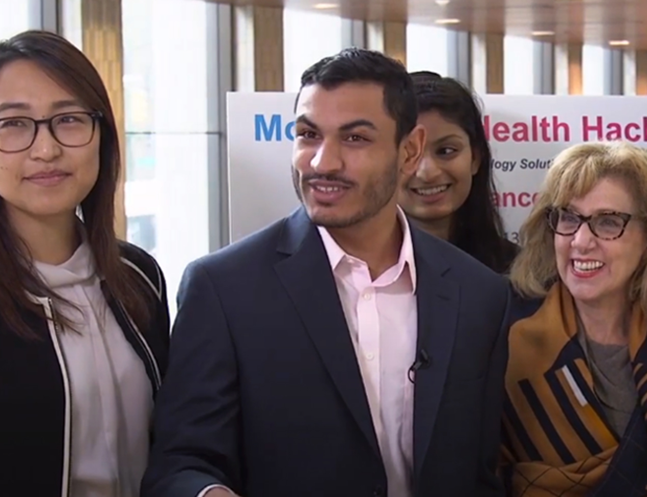 Persistent and IBM team with Mount Sinai for Health Hackathon| Persistent Systems
