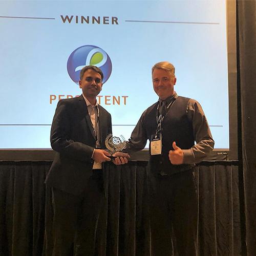 Persistent's Trade Finance solution wins AIconics award