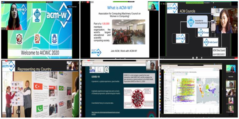 Glimpse of ACM-WiC 2020