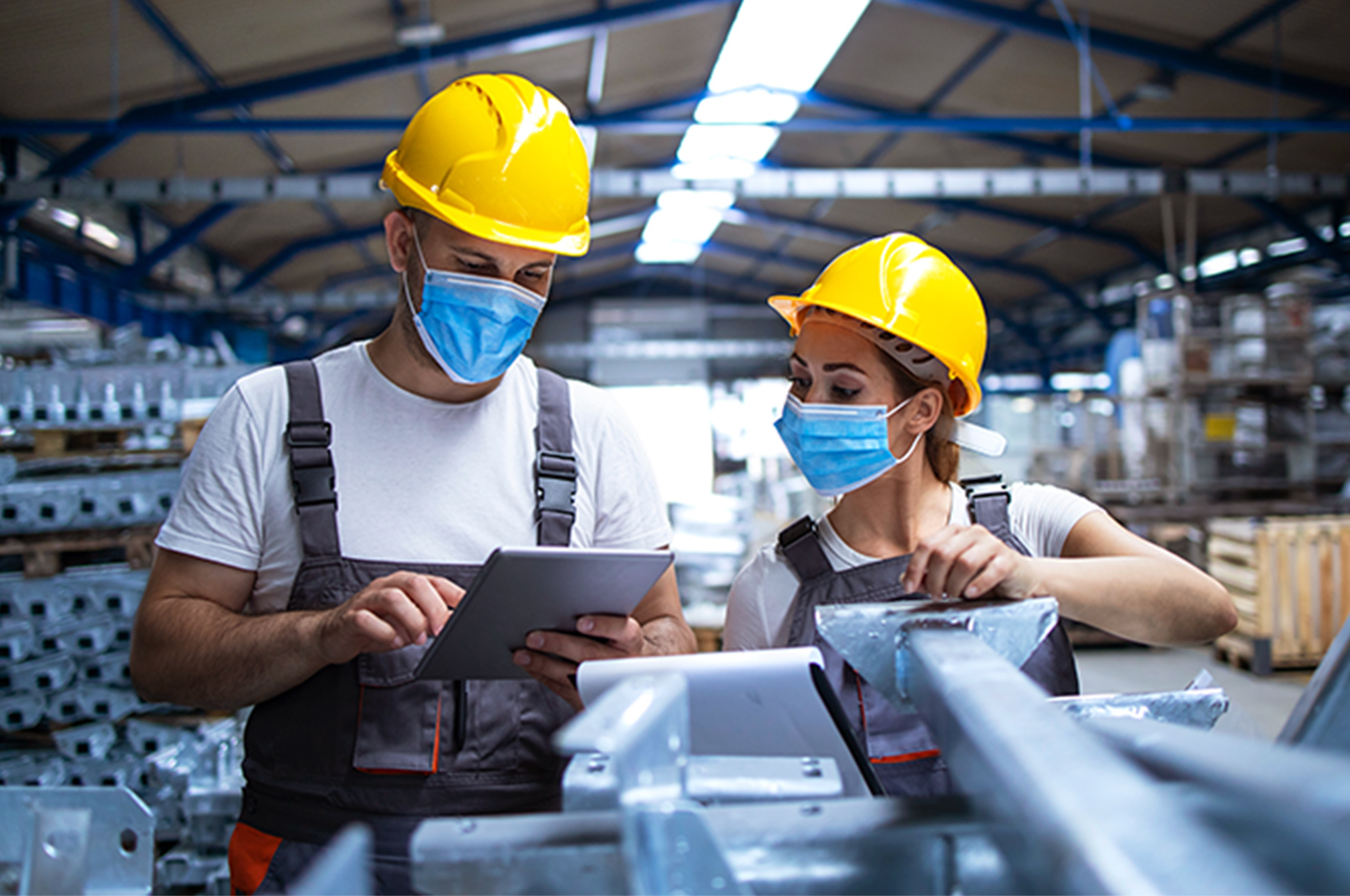 Action plan to grow your manufacturing agility and responsiveness in the new normal
