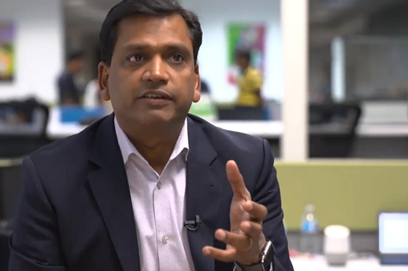 Shyam Namashivayam, Head of Intelligent Process Automation at NetApp, on the power of hackathons
