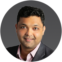 Yashraj Bhawsar,AVP for Salesforce Healthcare Solutions, Persistent Systems