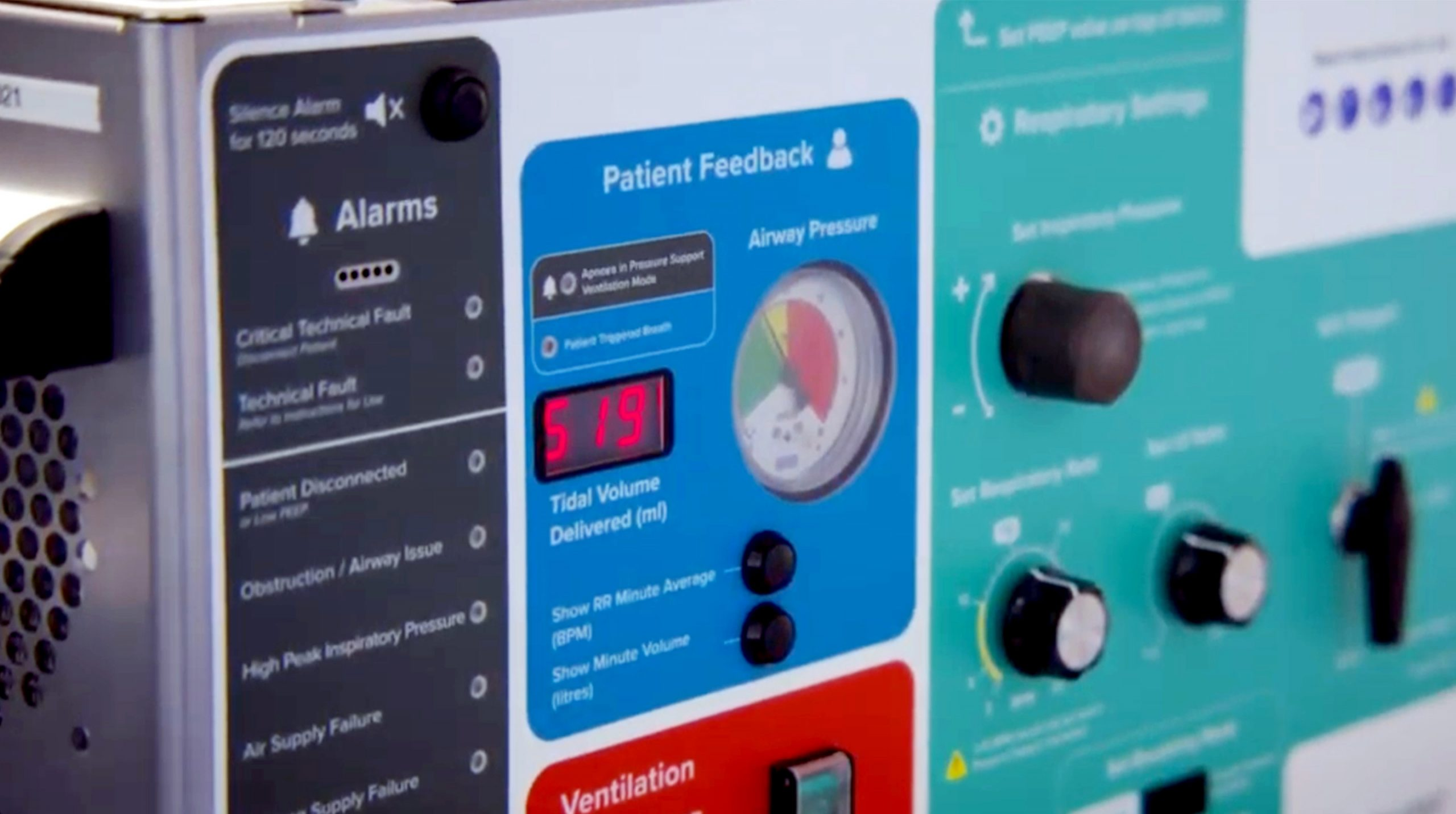 Unpacking key lessons from designing a ventilator at lightning speed