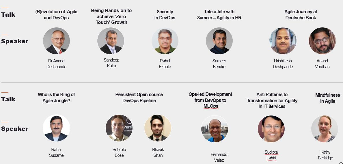 Expert Talks on Agile and DevOps