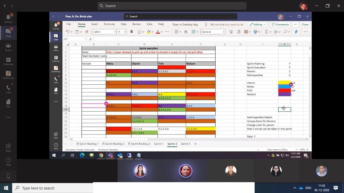 Learning Agile and DevOps via games