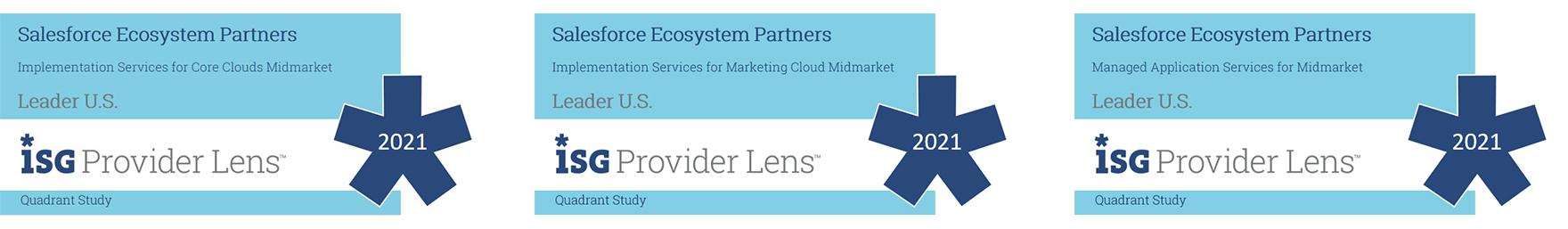 2021 ISG Provider Lens™ Leader